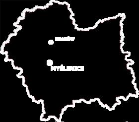 Mapka województwa