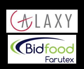 Logotypy Farutex Galaxy