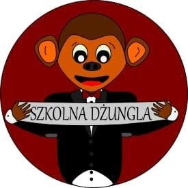 logotyp przedstawiający małpkę