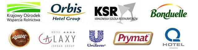 logotypy instytucji wspierających szkołę