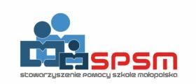 Logo Stowarzyszenia Pomocy Szkole Małopolska