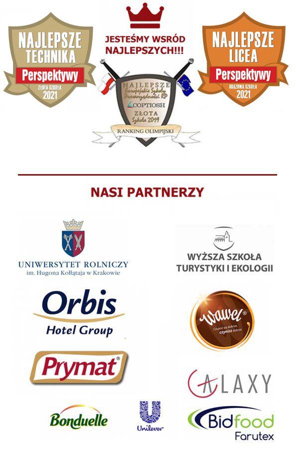 Partnerzy i nagrody